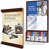 Wood Wall Poster Frames
